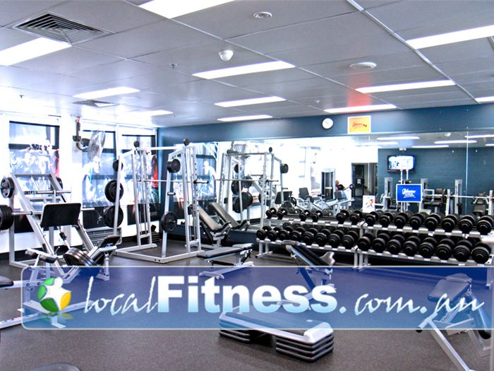 Goodlife Health Clubs Gym Ipswich  | Goodlife Booval gym provides an encouraging and motivating