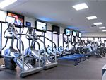 Goodlife Health Clubs Newtown Gym Fitness Personalised LCD screen