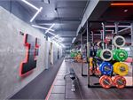 Fitness First Platinum Collins St High Performance Club East Melbourne Gym Fitness High-performance strength cages