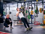 Fitness First Platinum Collins St High Performance Club East Melbourne Gym Fitness Get functional with TRX