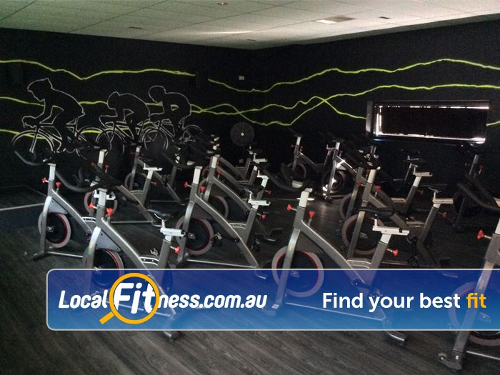 Leisure City Near Wollert Dedicated Epping spin cycle studio.