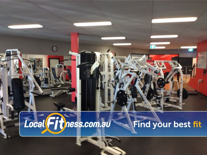 Leisure City Epping Our 24 hour Epping gym provides state of the art gym access.