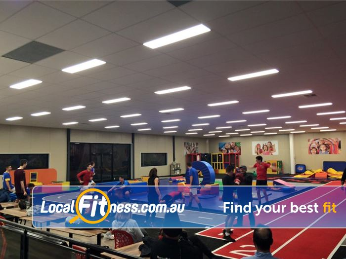 Leisure City Near Wollert Get functional with our AdrenalineHIT programs.