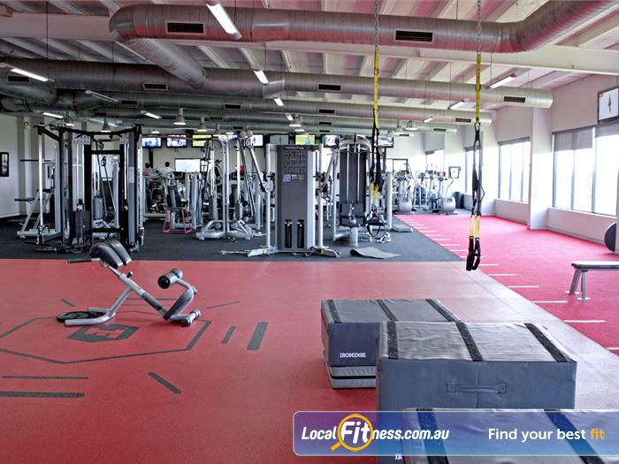 Engadine gym