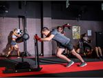 9Round Yangery Gym Fitness Our strength training stations
