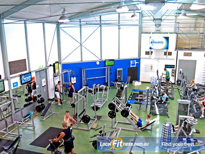 Goodlife Health Clubs Royal Park Gym Fitness Our Royal Park gym is located