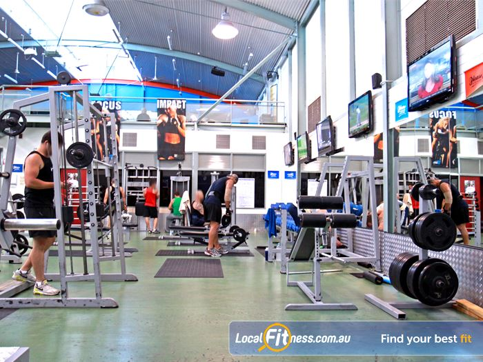 Goodlife Health Clubs Gym Hindmarsh    At our Royal Park gym, pick from a
