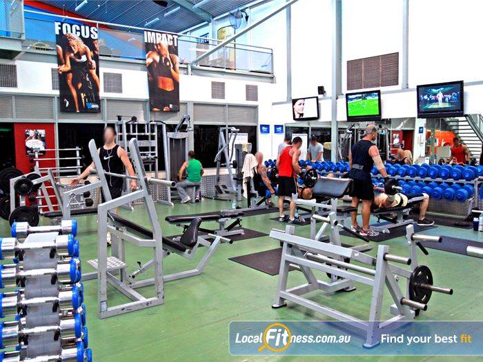Goodlife Health Clubs Gym West Lakes  | Goodlife Royal Park includes a comprehensive range of