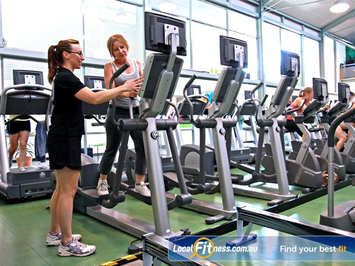 Goodlife Health Clubs Royal Park Gym Fitness Our friendly gym staff can help
