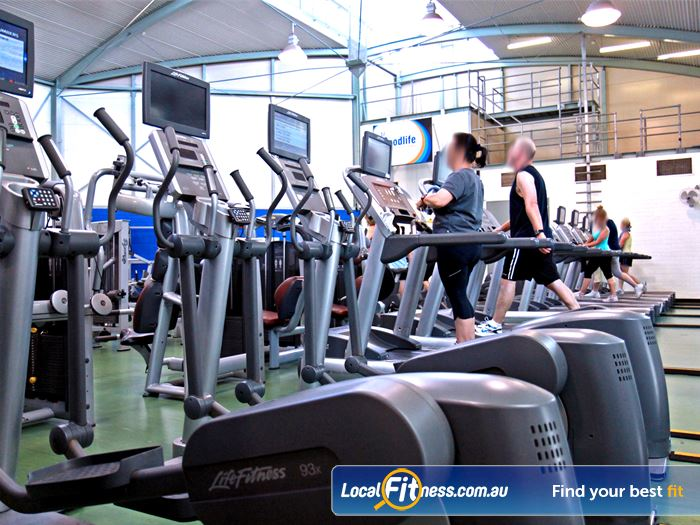 Goodlife Health Clubs West Lakes Gym Fitness Goodlife Royal Park gym