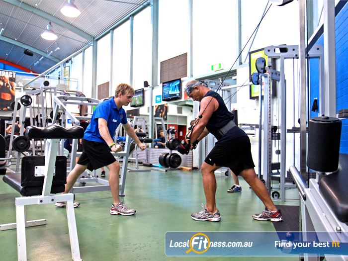 Goodlife Health Clubs Royal Park Gym Fitness Our Royal Park gym team can
