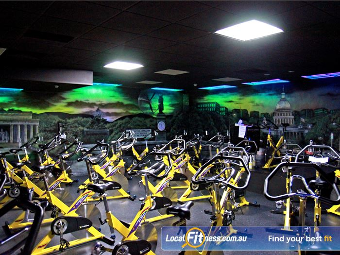 Goodlife Health Clubs West Lakes Gym Fitness Dedicated Royal Park spin cycle