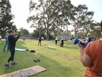 Our Bassendean outdoor fitness classes run at the