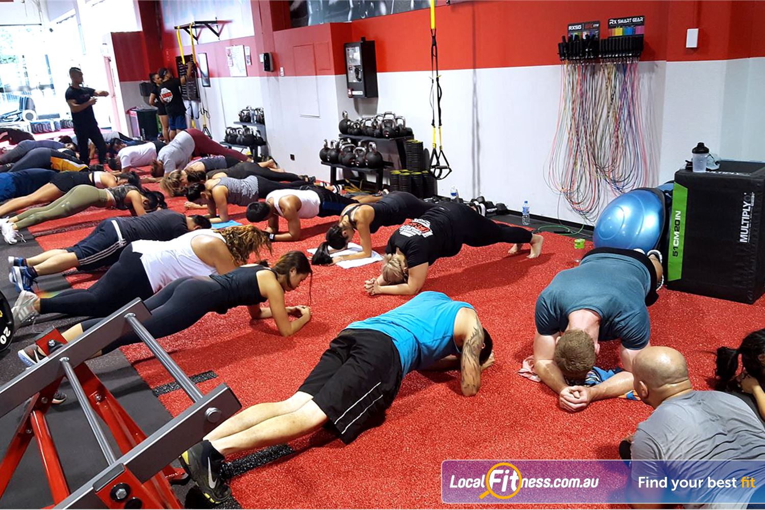 UFC Gym Near Doonside Join our popular functional training and HIIT classes.