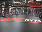 UFC Gym Blacktown Gym Fitness The famous octagon at UFC GYM