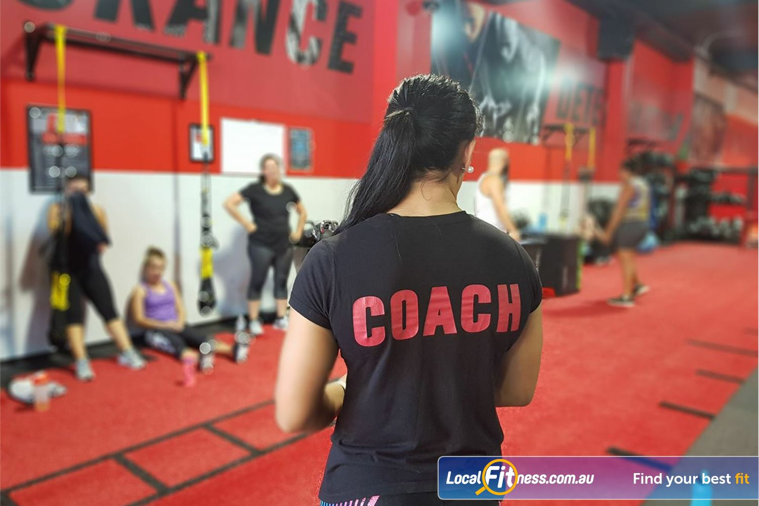 UFC Gym Near Doonside Our coaches will take you through a functional and HIIT workout.