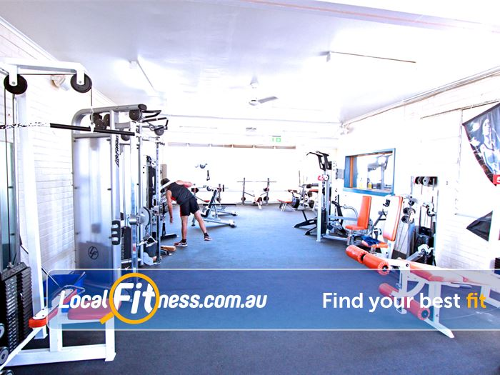 Caulfield Recreation Centre Gym Malvern East  | Welcome to our modern Caulfield gym.