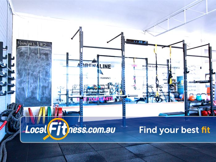 Caulfield Recreation Centre Glen Huntly Gym Fitness The dedicated Caulfield