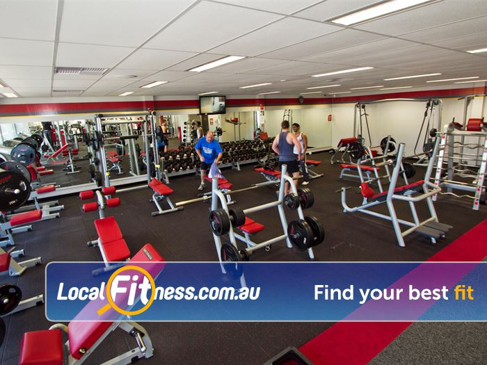 Snap Fitness Gym Redcliffe  | Our 24 hour Cannington gym includes a a
