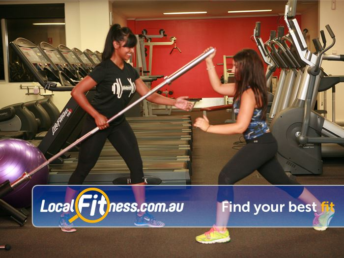 Equilibrium Health & Fitness Donvale Gym Fitness Doncaster East personal