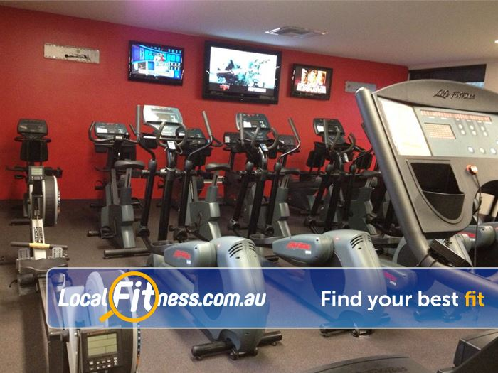 Equilibrium Health & Fitness Blackburn Gym Fitness Enjoy our rowers,