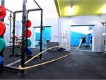 Waurn Ponds Fitness Centre Newtown Gym Fitness Incorporates battle ropes into