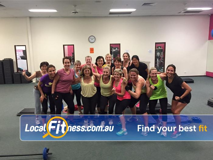 Fernwood Fitness Gym Meadowbank  | Welcome to an all-female environment at Fernwood North