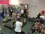 Enjoy North Rocks gym access to strength training.