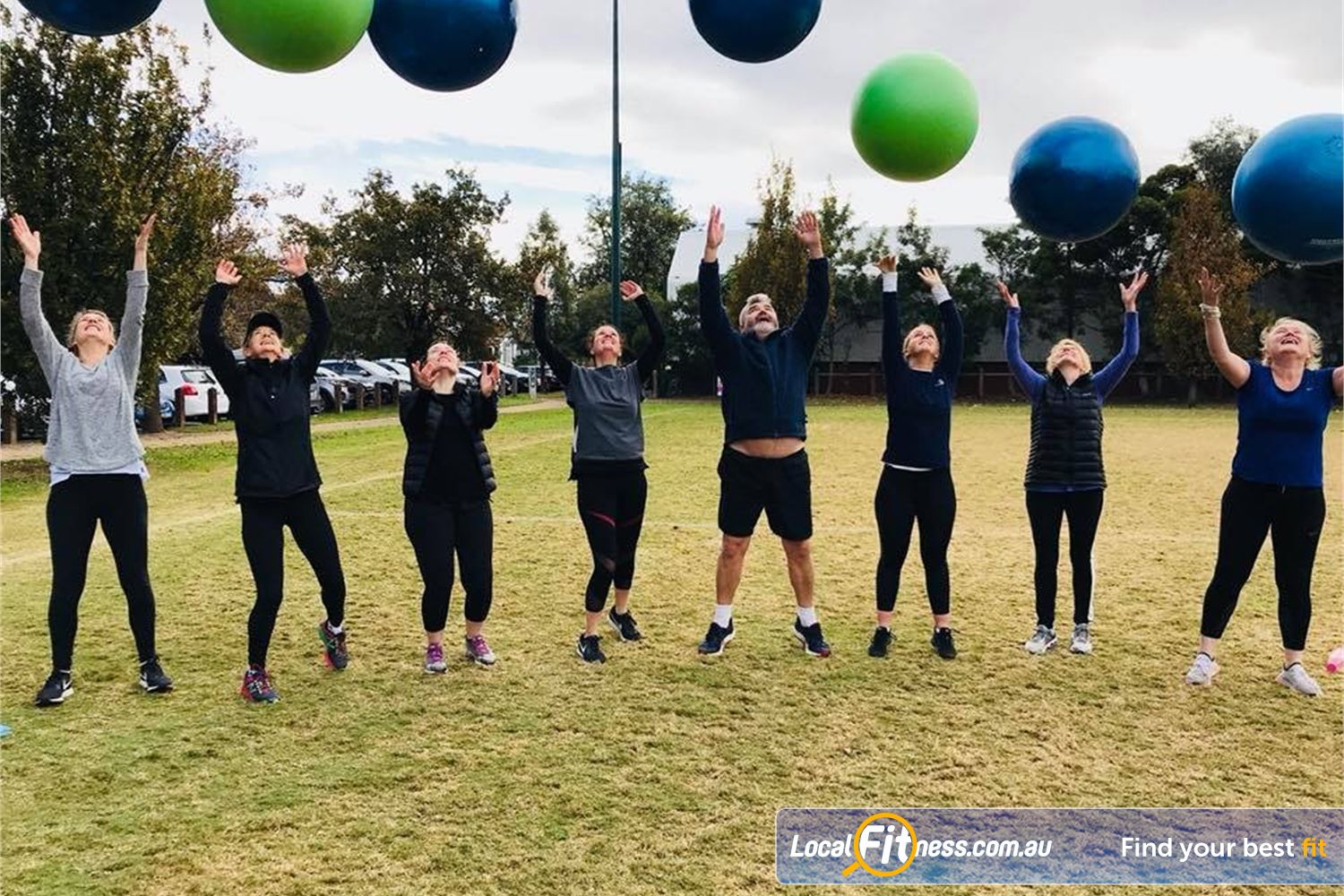 Long Live You Prahran Welcome to Long Live You Outdoor Group Training in Prahran.