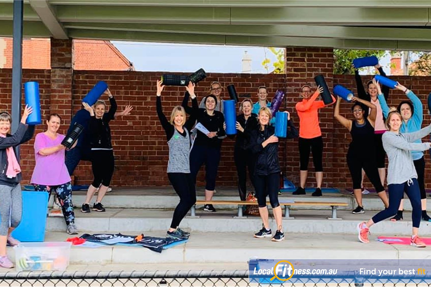 Long Live You Near St Kilda Long Live You provides outdoor personal training in Prahran .