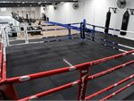 Weight of the World Fitness Laverton North Gym Fitness The professional boxing ring in