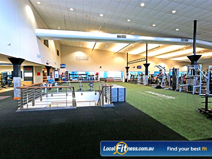 Fitness First Gym Wynnum  | Welcome to our Fitness First Carindale gym.