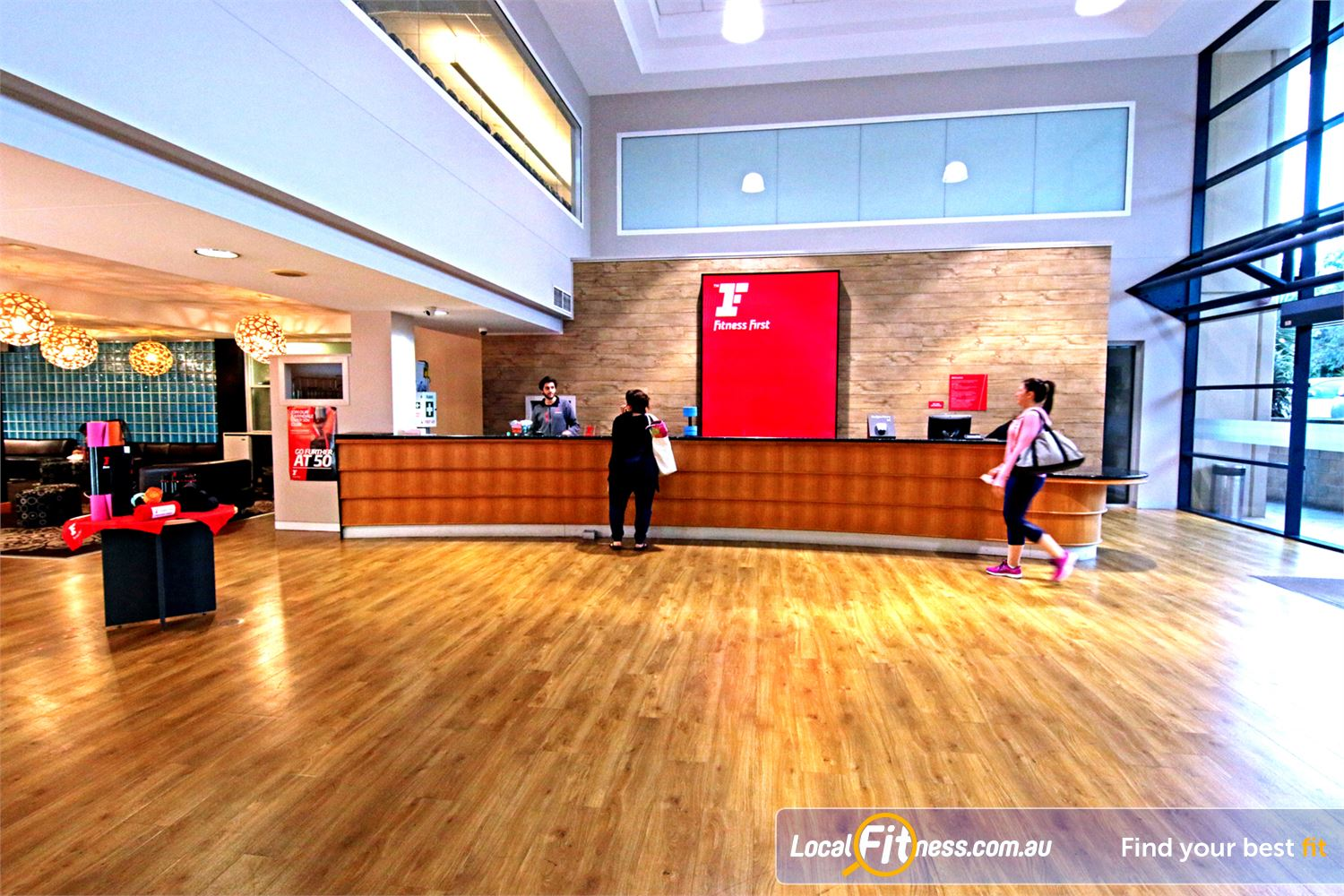 Fitness First Near Mackenzie Our Fitness First Carindale team are ready to welcome you.