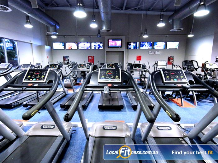 Fitness First Gym Carindale  | Our Wynnum gym includes a state of the