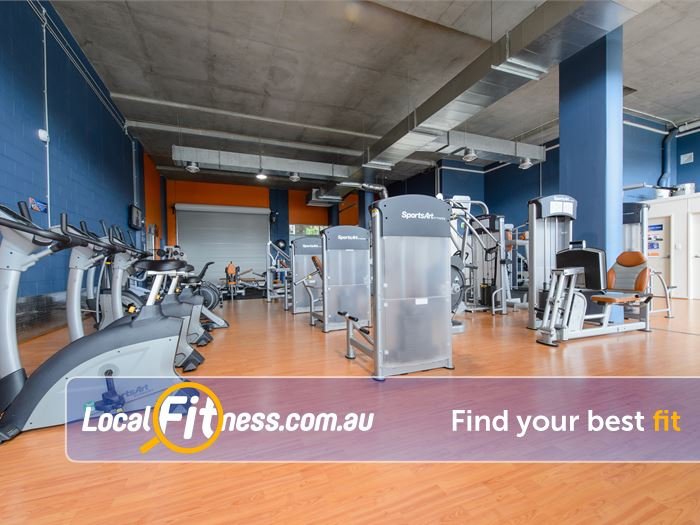 Plus Fitness 24/7 Gym Hornsby  | Our Dural gym is fully equipped with 24