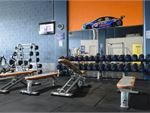 Plus Fitness 24/7 Arcadia Gym Fitness Free-weights include dumbbells,