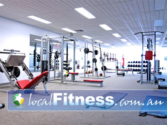 New Level Personal Training Werribee Our spacious Werribee personal training studio.
