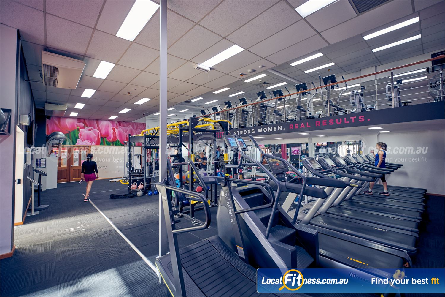 Fernwood Fitness Near Carlton North Our Fernwood Carlton 24 hour gym is open around the clock. 24 hours a day.