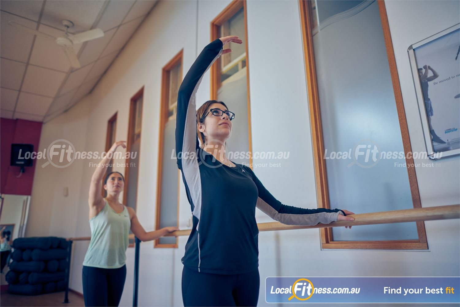Fernwood Fitness Near Collingwood Our Carlton Barre classes are a great way to get that lean ballet body.