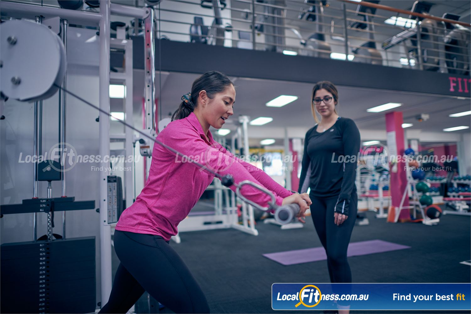 Fernwood Fitness Carlton At Fernwood Carlton gym, we invest in the right equipment to get you results.