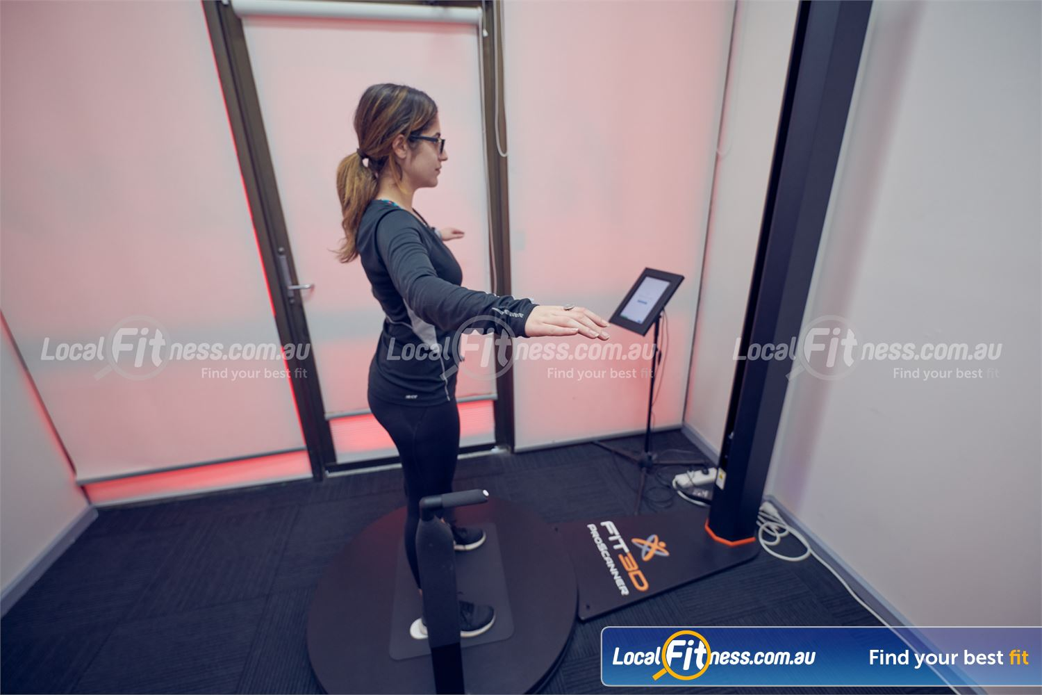Fernwood Fitness Near Carlton North Experience state of the art FIT3D tracking technology.