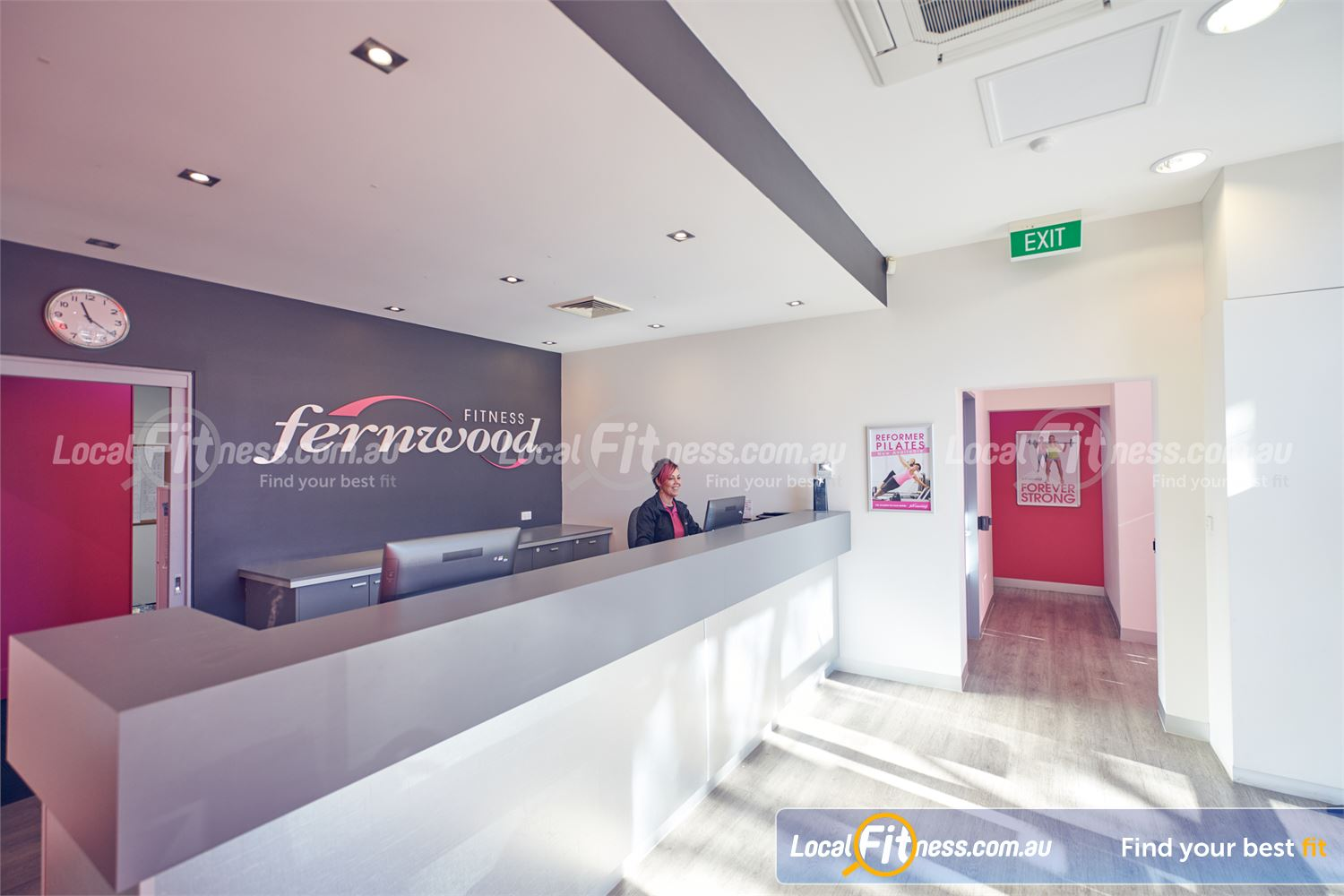 Fernwood Fitness Near Collingwood Welcome to Fernwood Carlton women's gym - more than just a gym!.