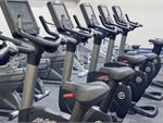 Input Fitness Health Club Karingal Gym Fitness Rows of state of the art cardio