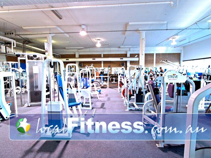 Next Level Fitness HQ Gym Clayton  | Our Clayton gym features State of the art