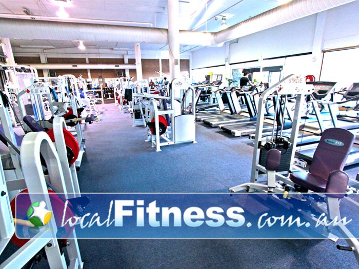 Next Level Fitness HQ Gym Clayton  | Plenty of machines designed to target every single