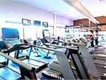 State of the art cardio with individual TV