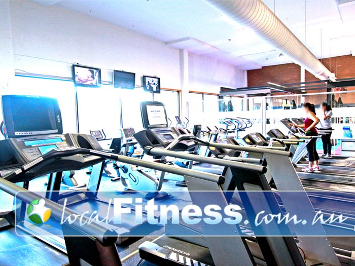 Next Level Fitness HQ Mulgrave Gym Fitness State of the art cardio with
