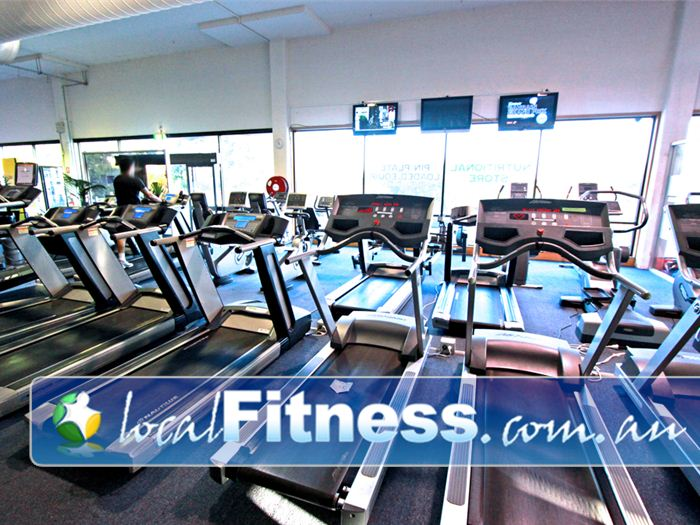 Next Level Fitness HQ Clayton Gym Fitness Jog your way to a healthier you