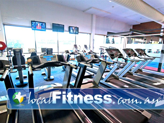 Next Level Fitness HQ Notting Hill Gym Fitness Multiple cycle bikes and