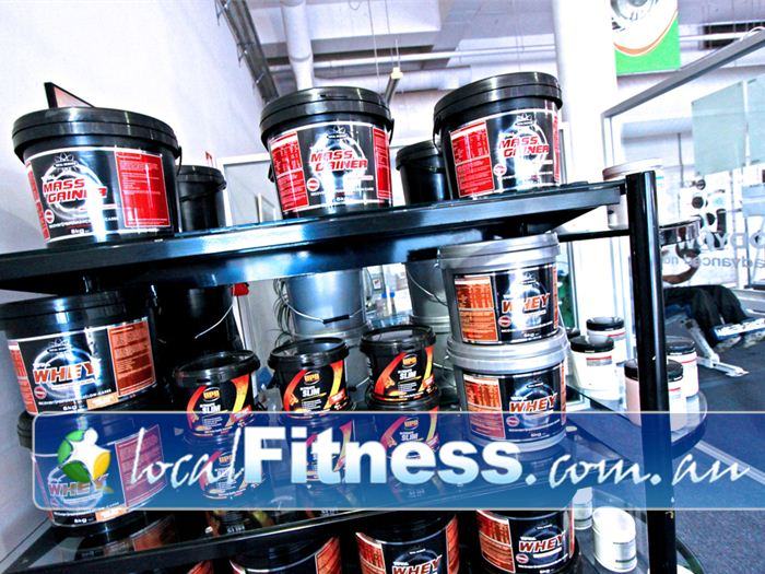 Next Level Fitness HQ Mulgrave Gym Fitness On-site protein/supplement shop